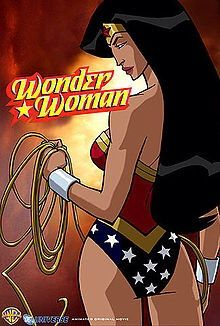 a review of the 2009 wonder woman film cartoon amino