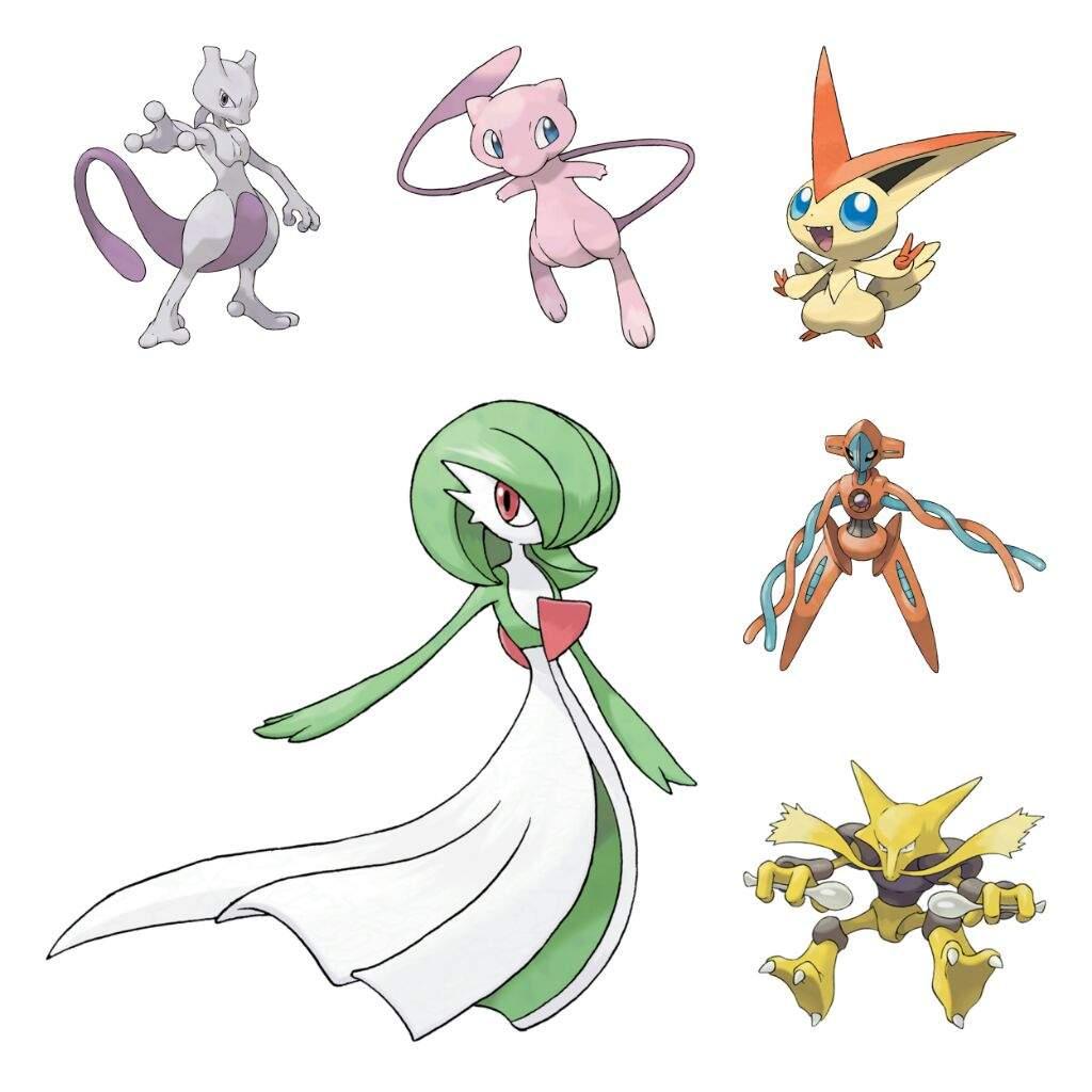 Uncategorized Psychic Pokemon pokemon theory psychic trainers have the same ancestors as pokemon