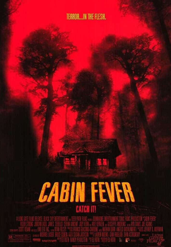 World Exclusive: Cabin Fever UK Quad Poster Revealed