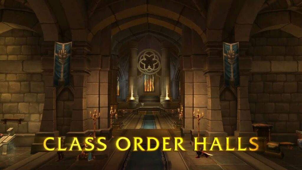 Class Hall Pet Guide (Part I) – Reading With Leashes |Class Order Halls Map