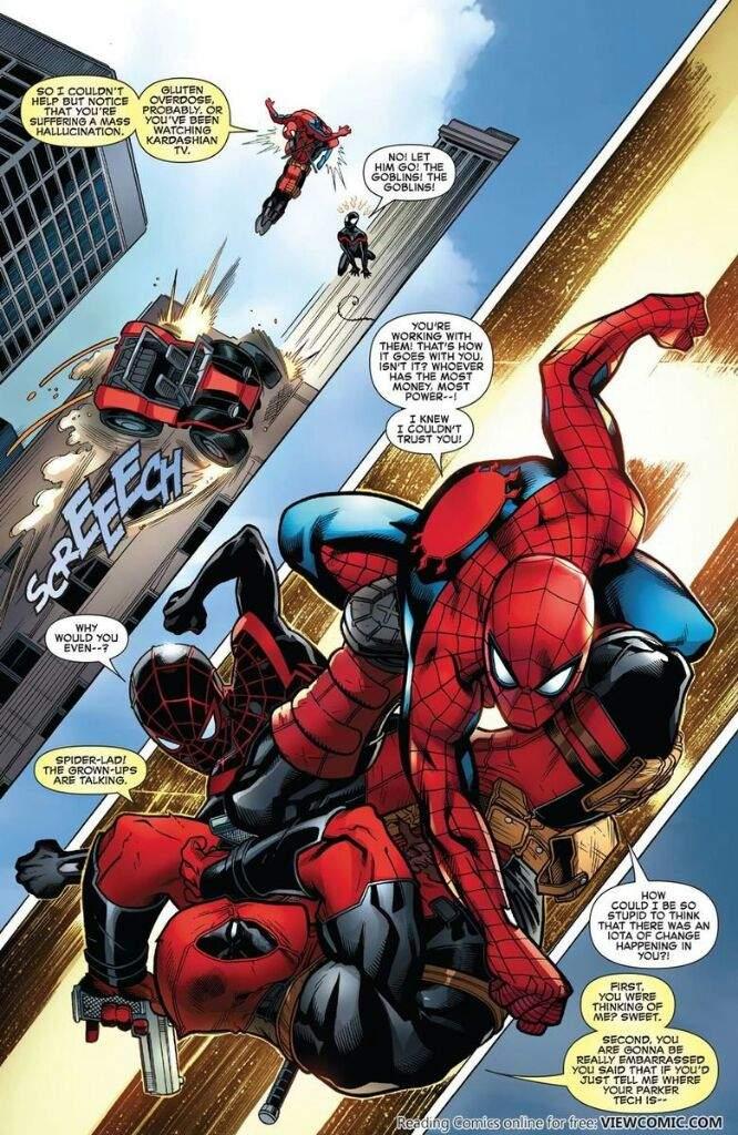 Spider-Man/Deadpool | Wiki | Comics Amino
