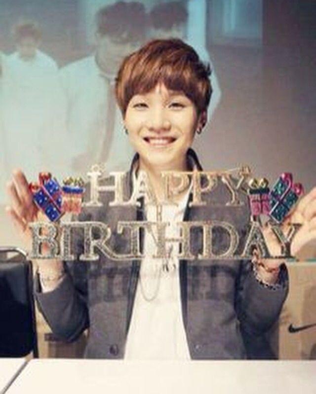 Yoongi Birthday
