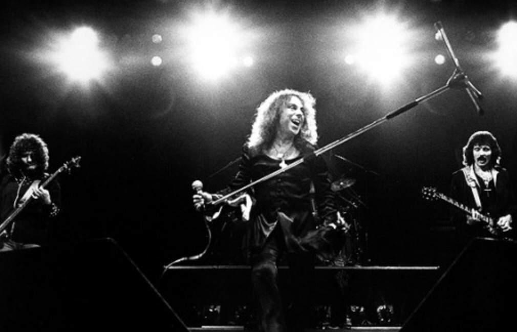 Bible Black Black Sabbath Tour