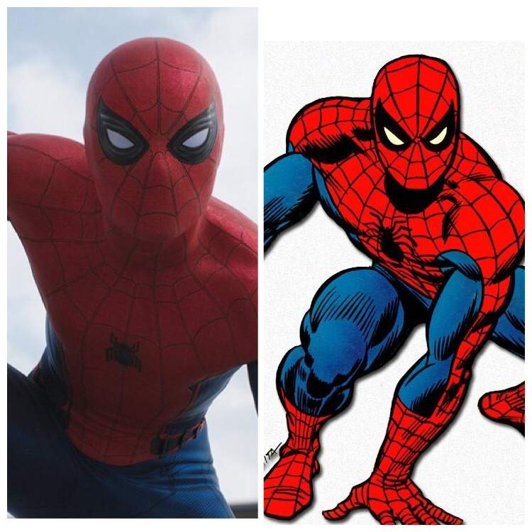 Welcome to Reddit  sc 1 st  Reddit & OPINION: I hope they drop the Spider-Suit AI Vision in the ...