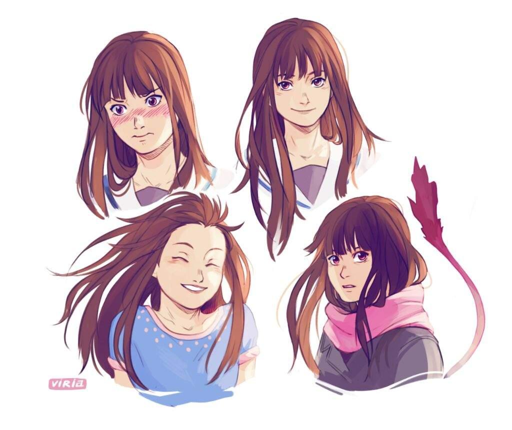 Viria   Anime Amino