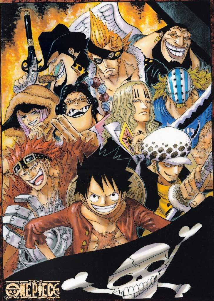 ⚜Top 20 Strongest One Piece Characters⚜   Anime Amino