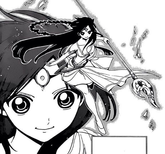 Magi The Labyrinth Of Magic Ugo: Strongest Female In Magi: The Labyrinth Of Magic