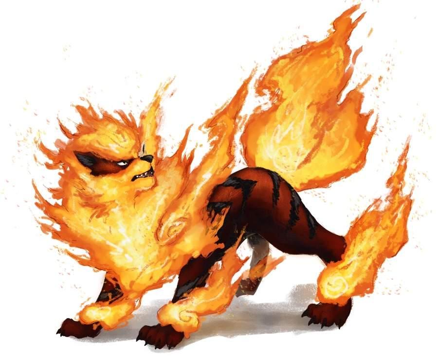 Phenomenal Mega Ideas #14 - Arcanine | Pokémon Amino