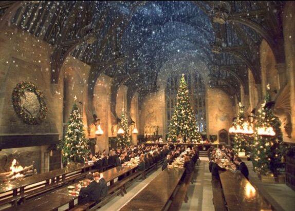 The Great Hall Harry Potter Amino