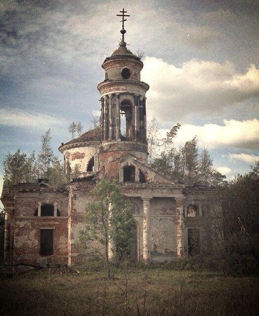 suburban decay abandoned churches horror amino