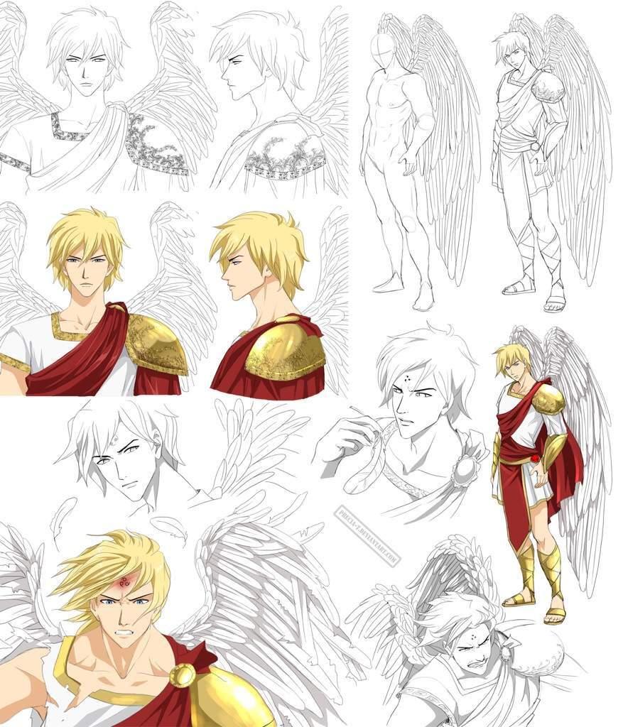 Lucifer Azrael: Azrael The Angel Of Death