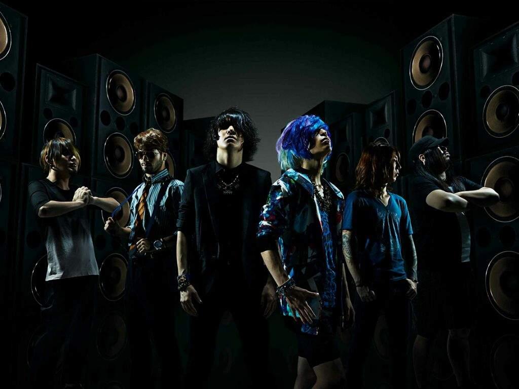Sekilas tentang Grup Band Metal Rock Jepang , FALILV