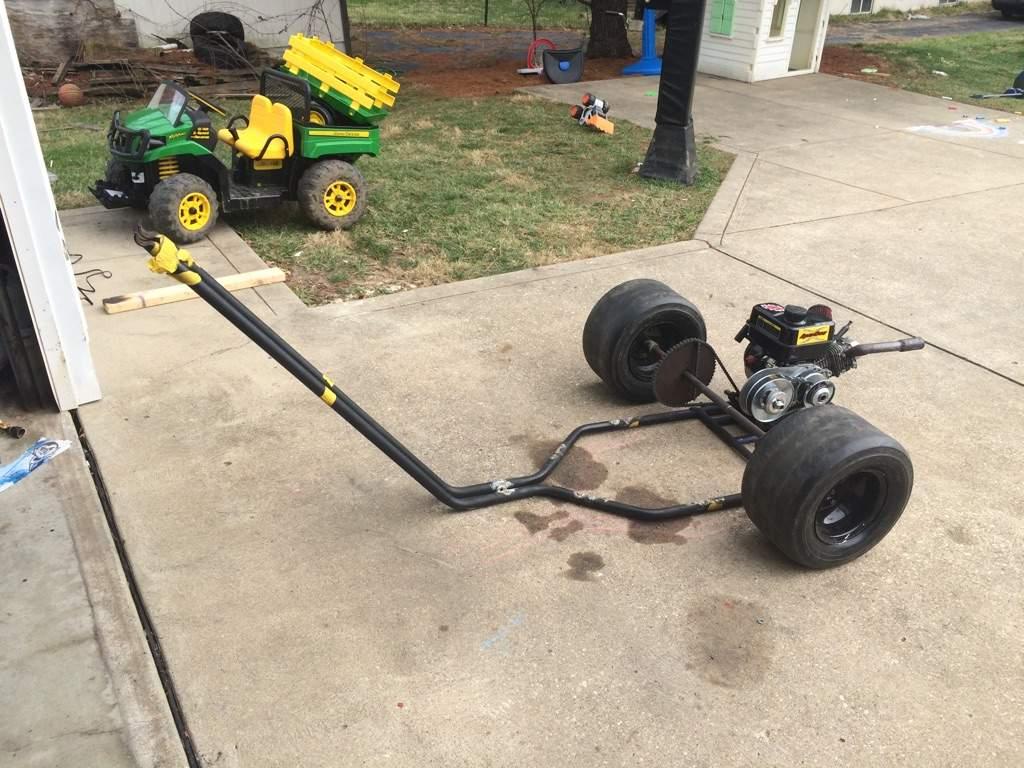 Drift Trike Build Garage Amino