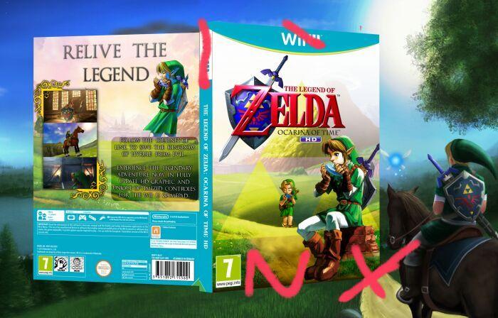 Ocarina of Time HD NX: The Inevitable Remake | Zelda Amino