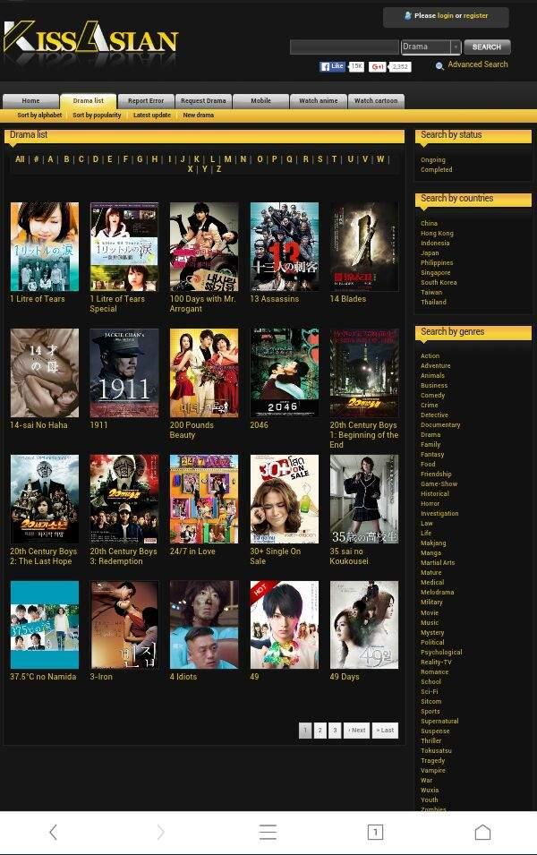 My Top 3 Drama Sites | K-Drama Amino