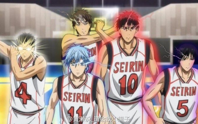 Kuroko no basuke anime amino their opponents were careless about seirin high school basketball team however basketball is not about voltagebd Gallery