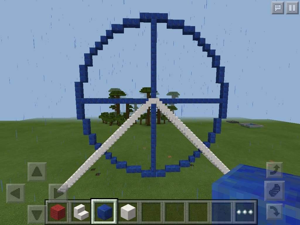 tutorial 3 ferris wheel minecraft amino