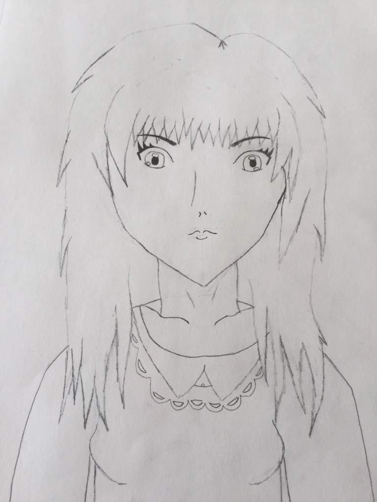 Anime girl | Art Amino