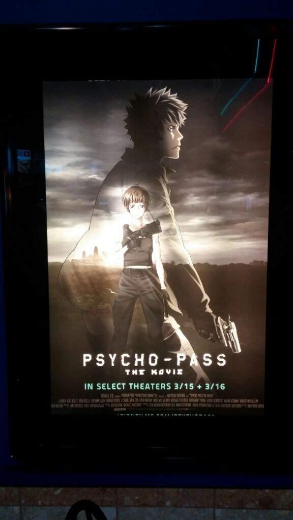 Psycho Pass The Movie Splatoon Amino