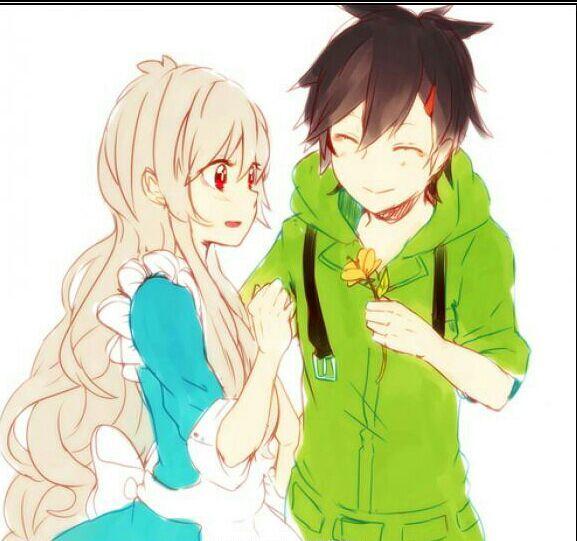 Le Puede Gustar Un Anime Romantico Aunque Hay Unos Animes Que Son Tan Romanticos Llegan A Ser Melosos Pero Chicos Cual Es Su Punto De Vista