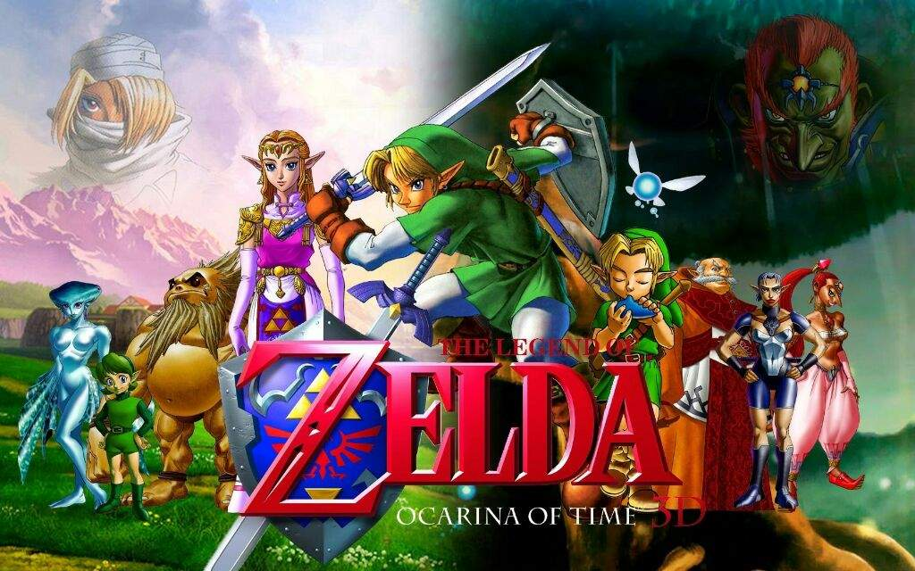 Ocarina of Time is pointless   Zelda Amino