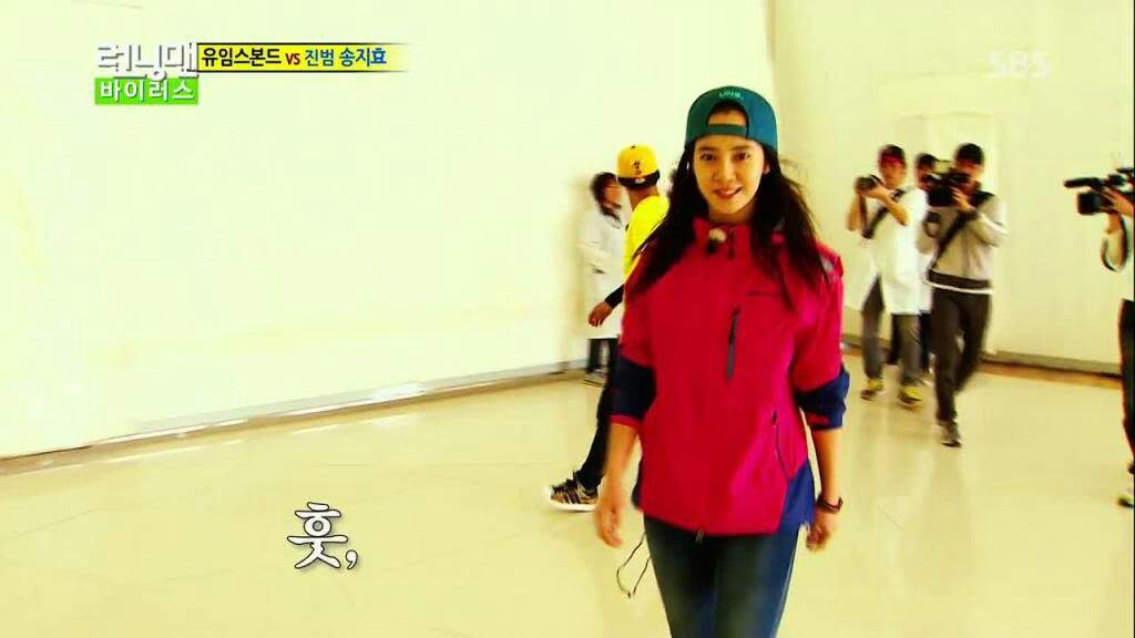 Top 10 Moments Song Ji Hyo is