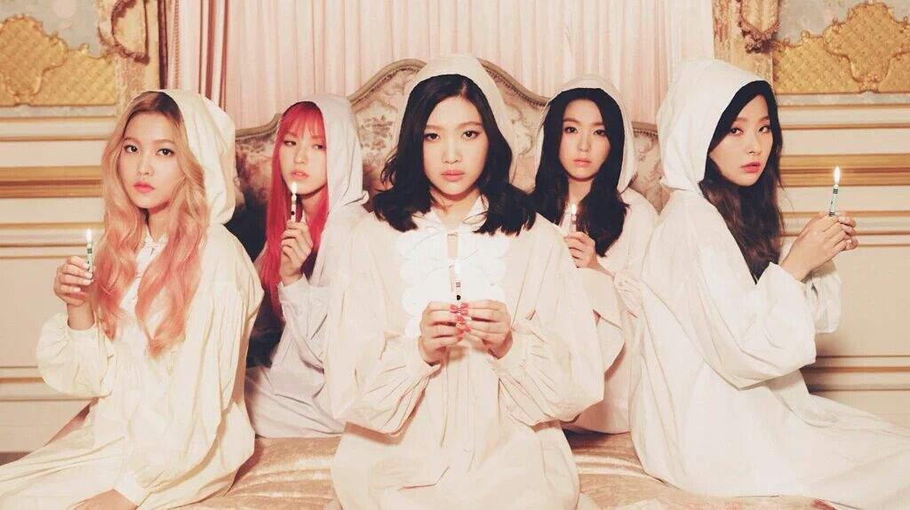 Wallpaper Red Velvet New Album The Velvet K Pop Amino