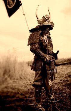 Foto Samurai Jepang