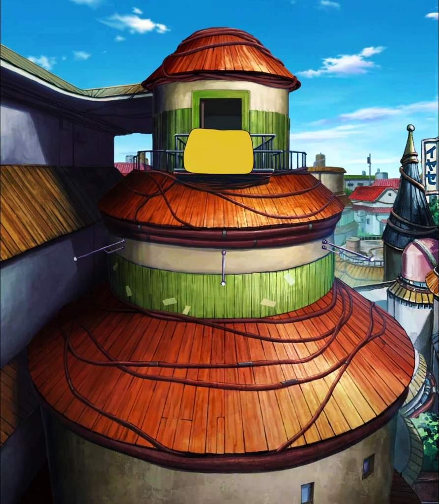 Naruto House