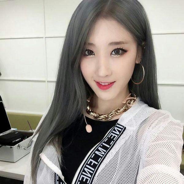 Grey Silver Kpop Hair K Pop Amino