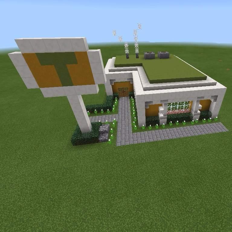 RESTAURANT BUILD TUTORIAL!   Minecraft Amino
