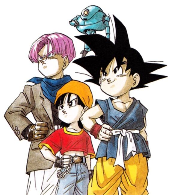 Ten Good Things About Dragonball GT