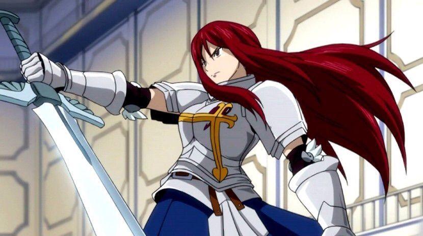 Erza Scarlet   Wiki   Anime Amino