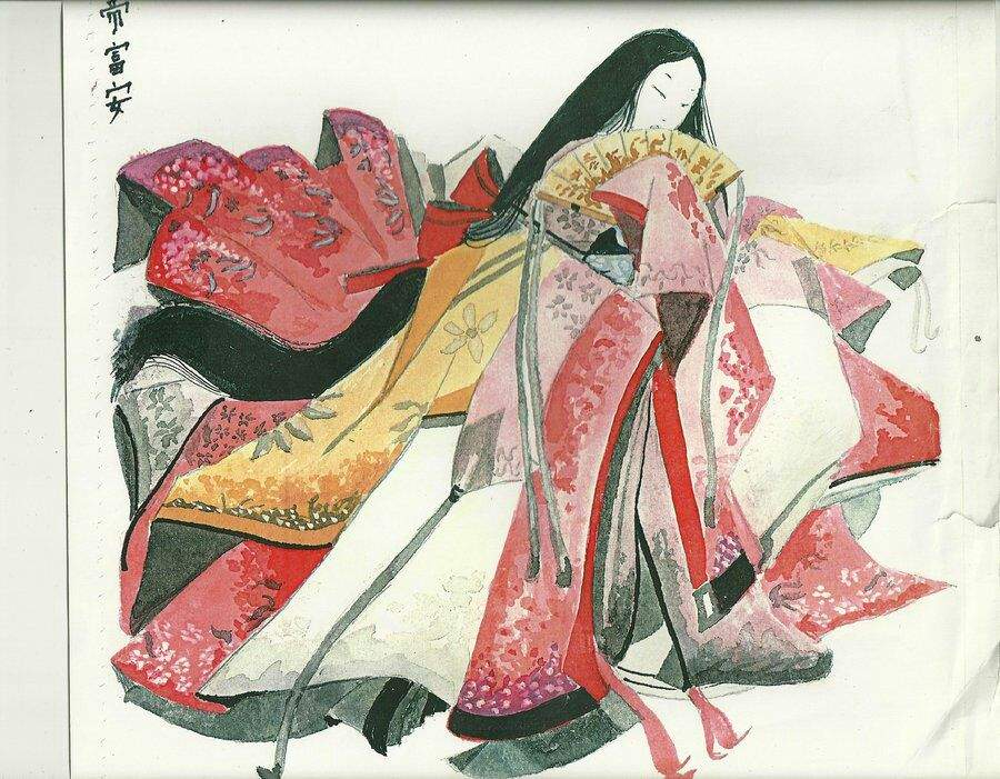What I Learned From Diary Of Lady Murasaki Heian Period
