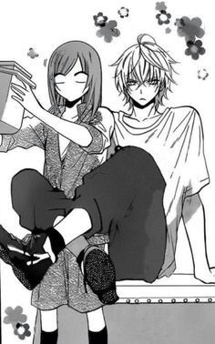 Couple Naruse X Yuki