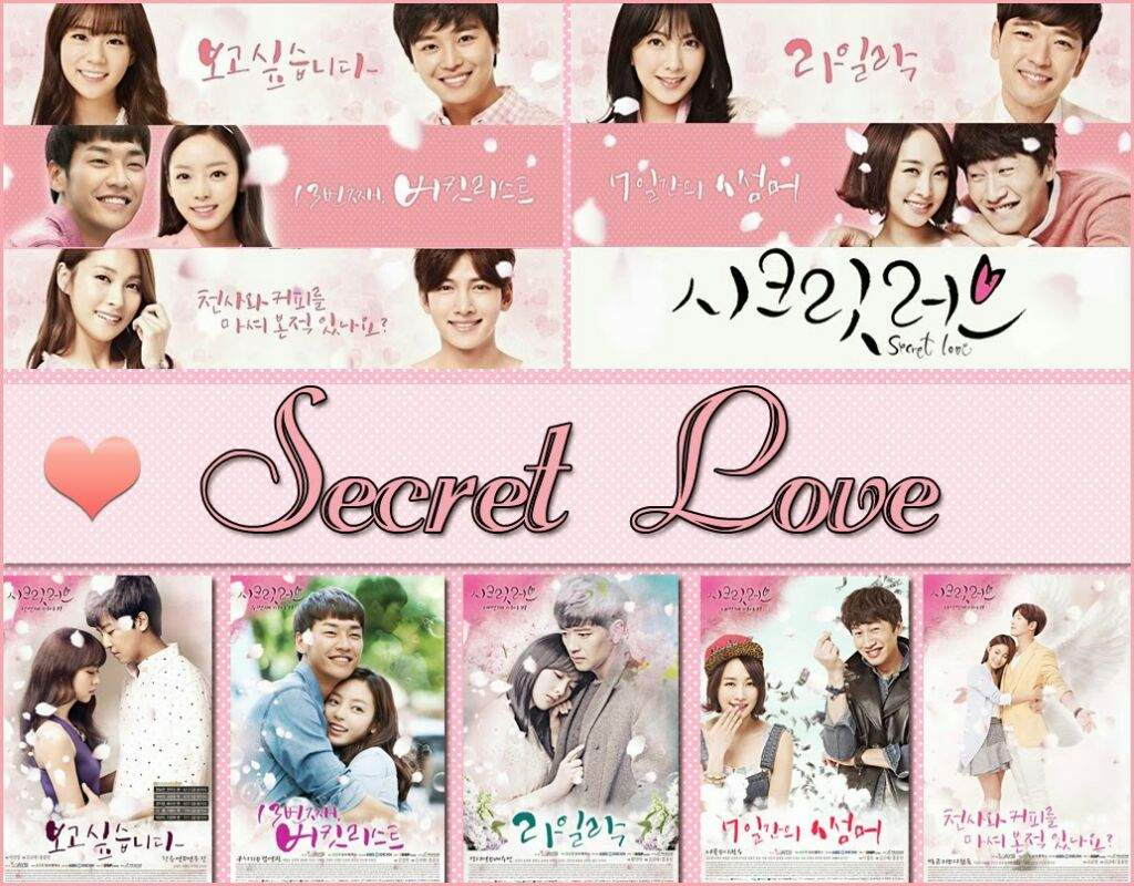Kara: Secret Love | K-Drama Amino