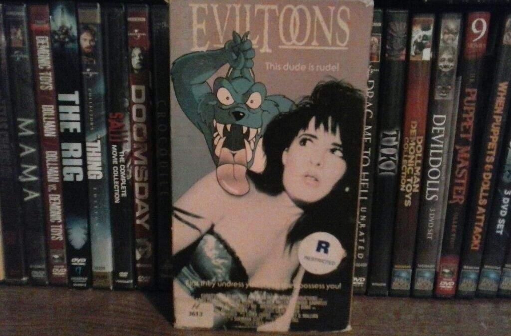Evil Toons 1992 Horror Amino