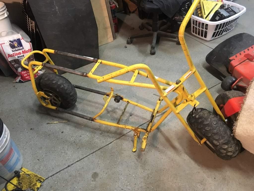 Mini bike build   Garage Amino