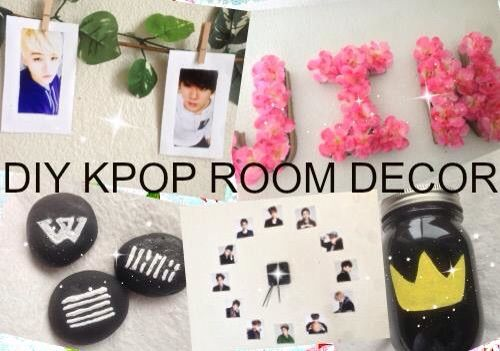 Diy Kpop Room Decor K Pop Amino