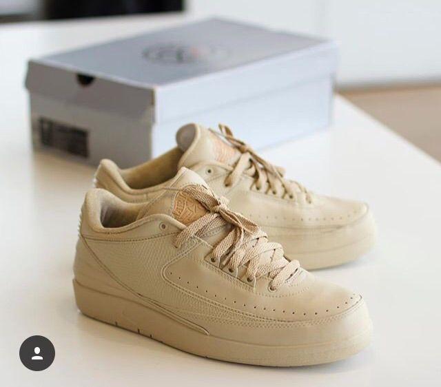 air jordan ii low beach custom🌴🔥 sneakerheads amino