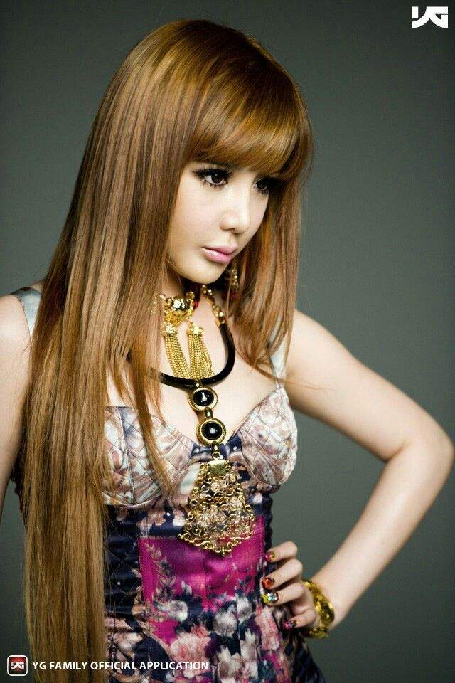 Best Hair Color Park Bom K Pop Amino