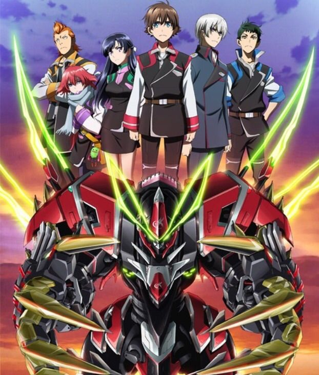 Image result for Valvrave the Liberator