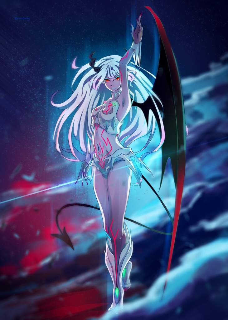 The Innocent ᗪemon | Anime Amino
