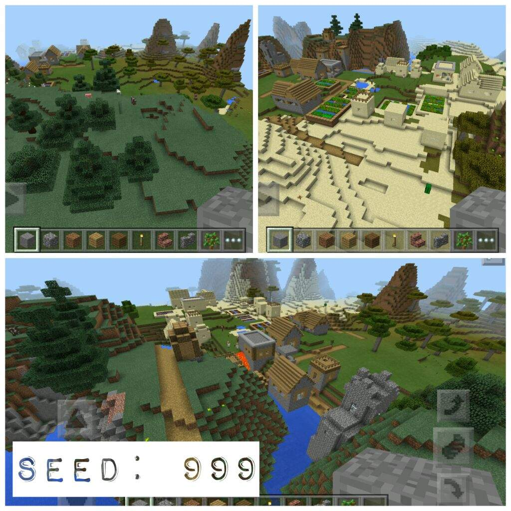 MINECRAFT PE : OLD WORLD MAP SEEDS   Minecraft Amino