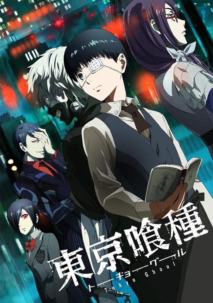 anime tokyo ghoul 1 temporada online: Tokyo Ghoul Manga VS Anime