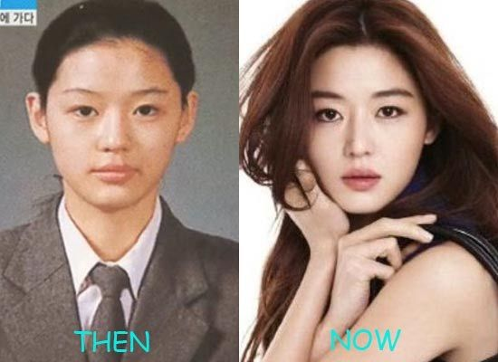 Makeup transformation korean drama