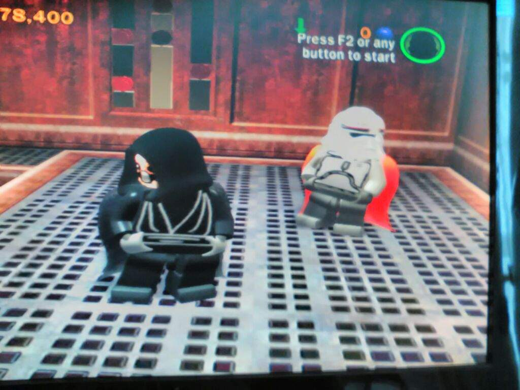 Lego Star Wars The Complete Saga Kylo Ren And Captain Phasma Star