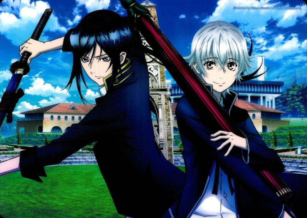 Resultado de imagen para Kuroh y Shiro