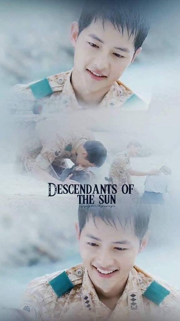 Descendants Of The Sun Wallpaper K Drama Amino