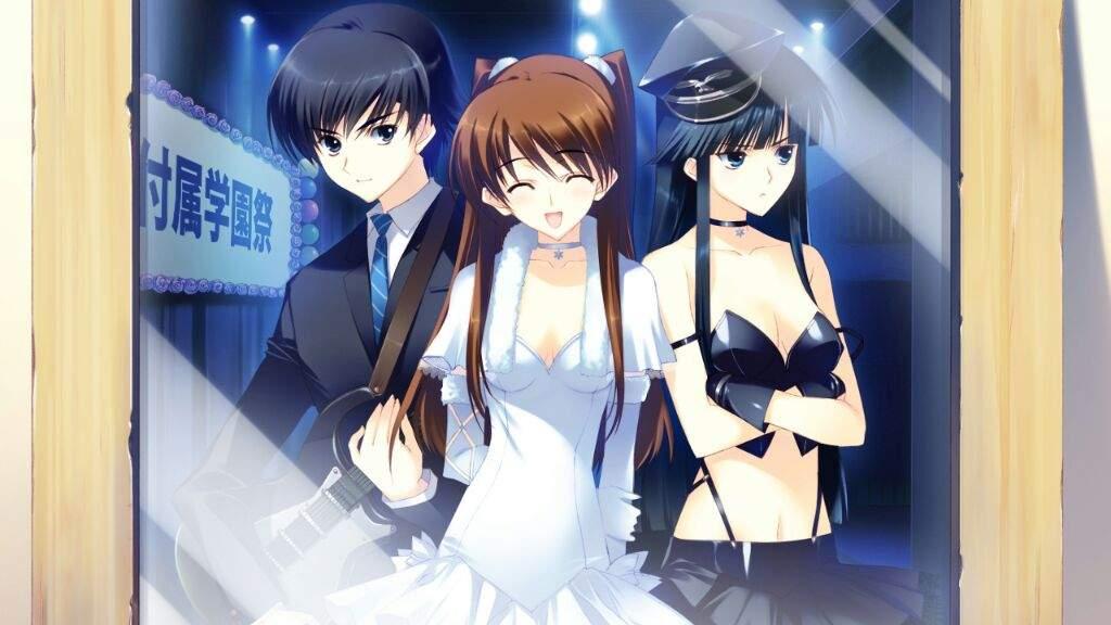 White Album 2 Anime Characters : White album anime recommendation amino